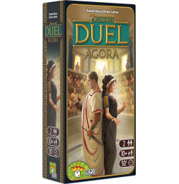 7 Wonders Duel - Agora - Extension