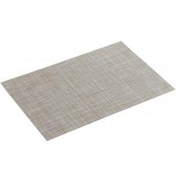 Lot de 4 sets de table - L 45 cm x l 30 cm - Punto - Beige