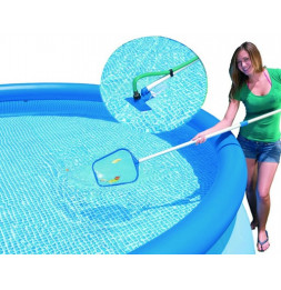 Kit entretien de piscine  - Epuisette et aspirateur - Intex
