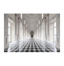 Tableau en verre - Corridor - L 120 cm x H 80 cm