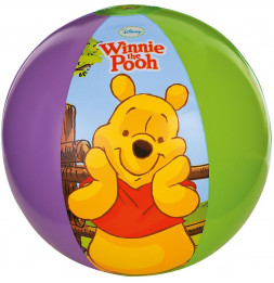 Ballon gonflable Winnie l'ourson - Intex - Jeu d'eau pour enfant