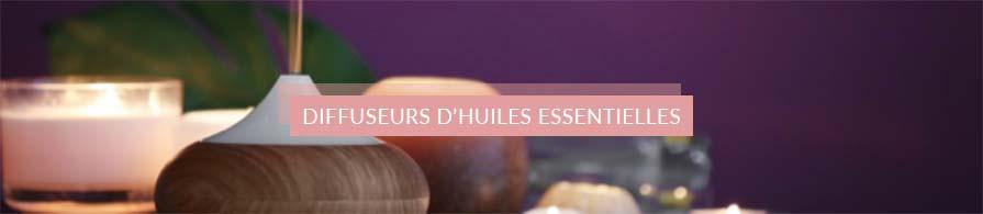 Diffuseurs d'huiles essentielles - Nombreux brumisateurs huiles essentielles et humidificateurs